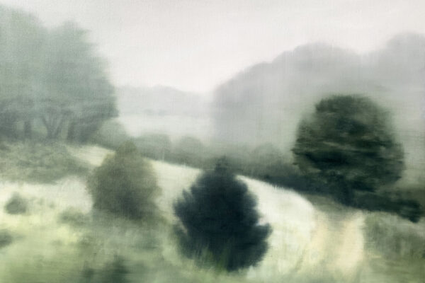 Romany Mollison_'Path to the Forest'_76x60cm